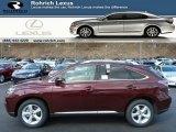 2013 Claret Red Mica Lexus RX 350 AWD #78461521