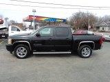 2012 Black Granite Metallic Chevrolet Silverado 1500 LTZ Crew Cab 4x4 #78461792