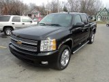 2012 Chevrolet Silverado 1500 Black Granite Metallic