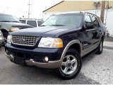 2002 Ford Explorer Deep Wedgewood Blue Metallic