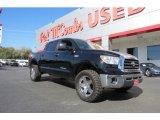 2008 Black Toyota Tundra SR5 CrewMax #78523753