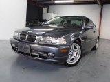 2002 Steel Grey Metallic BMW 3 Series 330i Coupe #78523989