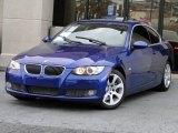 2007 Montego Blue Metallic BMW 3 Series 335i Coupe #78523791