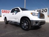 2013 Super White Toyota Tundra Double Cab #78523858