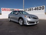 2013 Classic Silver Metallic Toyota Camry SE #78523857