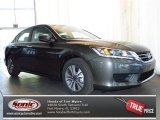 2013 Hematite Metallic Honda Accord LX Sedan #78523680