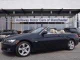 2010 Monaco Blue Metallic BMW 3 Series 328i Convertible #78523976