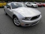 2011 Ingot Silver Metallic Ford Mustang V6 Coupe #78523846