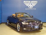 2010 Monaco Blue Metallic BMW 3 Series 335i Convertible #78523672