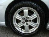 Mitsubishi Eclipse 2000 Wheels and Tires