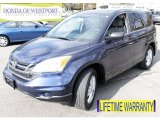 2011 Royal Blue Pearl Honda CR-V EX 4WD #78523765