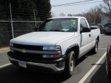 1999 Summit White Chevrolet Silverado 1500 LS Regular Cab #78523900