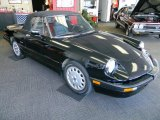 1987 Alfa Romeo Spider Quadrifoglio Data, Info and Specs