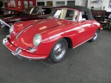 1963 Porsche 356 B 1600 S Reutter Cabriolet