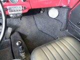 Porsche 356 Interiors