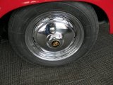 Porsche 356 Wheels and Tires