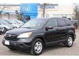 2008 Nighthawk Black Pearl Honda CR-V LX 4WD #78550499