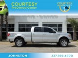 2010 Ingot Silver Metallic Ford F150 Lariat SuperCrew 4x4 #78550197