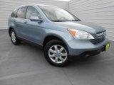2007 Glacier Blue Metallic Honda CR-V EX-L #78550271
