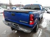 2004 Arrival Blue Metallic Chevrolet Silverado 1500 LT Extended Cab 4x4 #78550405