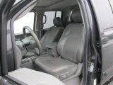 2010 Nissan Frontier Interiors