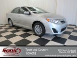 2013 Classic Silver Metallic Toyota Camry L #78550384