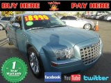 2008 Clearwater Blue Pearl Chrysler 300 LX #78550452