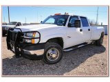 2006 Summit White Chevrolet Silverado 3500 LT Crew Cab Dually #78550305