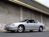 2000 Galaxy Silver Metallic Chevrolet Monte Carlo SS #7844739