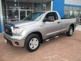 2010 Toyota Tundra Regular Cab 4x4 Front 3/4 View