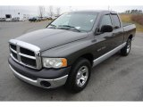 2002 Graphite Metallic Dodge Ram 1500 ST Quad Cab #78550434