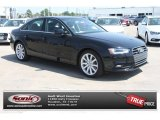 2013 Brilliant Black Audi A4 2.0T quattro Sedan #78550298