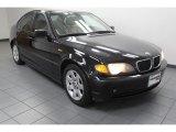 2005 Jet Black BMW 3 Series 325i Sedan #78550360