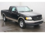 2001 Ford F150 Lariat SuperCab Data, Info and Specs