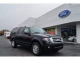 2013 Tuxedo Black Ford Expedition EL Limited 4x4 #78550210