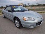 2002 Chrysler Sebring Sterling Blue Satin Glow