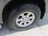 Nissan Armada 2004 Wheels and Tires