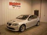 2009 Maverick Silver Metallic Pontiac G8 Sedan #78585225