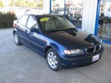 2004 Mystic Blue Metallic BMW 3 Series 325xi Sedan #78585223