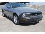 2006 Tungsten Grey Metallic Ford Mustang V6 Premium Coupe #78585120