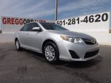 2013 Classic Silver Metallic Toyota Camry LE #78584875