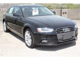 2013 Brilliant Black Audi A4 2.0T quattro Sedan #78585115