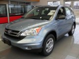 2010 Glacier Blue Metallic Honda CR-V LX AWD #78584985