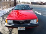 1986 Audi 5000 S Sedan
