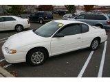 2003 White Chevrolet Monte Carlo LS #78584855