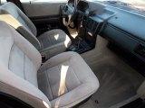 Audi 5000 Interiors