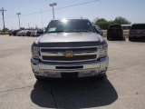 2013 Graystone Metallic Chevrolet Silverado 1500 LT Crew Cab #78585098