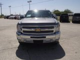 2013 Graystone Metallic Chevrolet Silverado 1500 LT Crew Cab #78585097