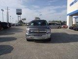 2013 Mocha Steel Metallic Chevrolet Silverado 1500 LT Crew Cab #78585088