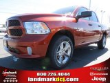 2013 Copperhead Pearl Ram 1500 Express Crew Cab #78584714